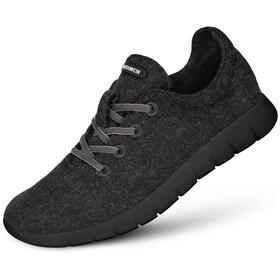 Giesswein Merino Runners Mid Shoes Men anthracit